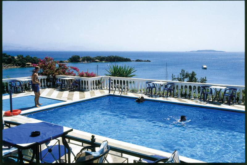 Appartementen Komeno Bay - Kommeno - Corfu